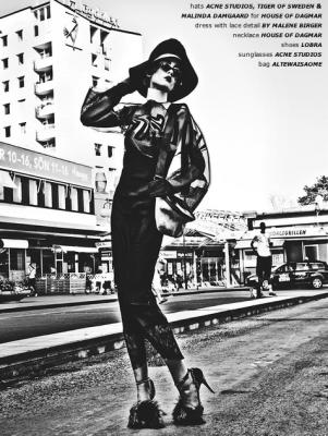 Lobra Aurora Sandals in Odalisque Magazine
