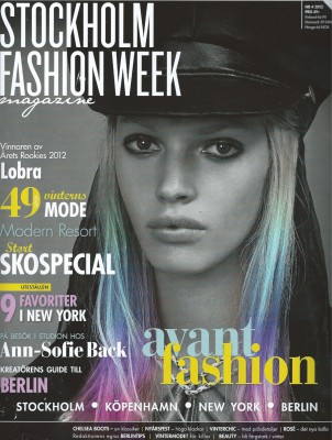 Stockholm Fashion Week Magazine