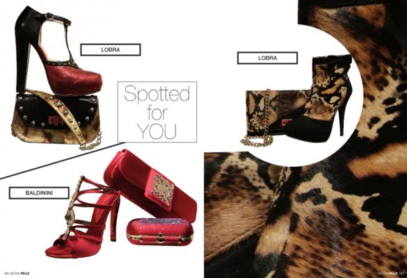 Lobra in Moda Pelle Issue 3 2012