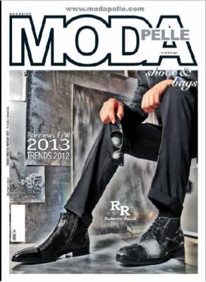 Lobra in Moda Pelle 3 issue 2012